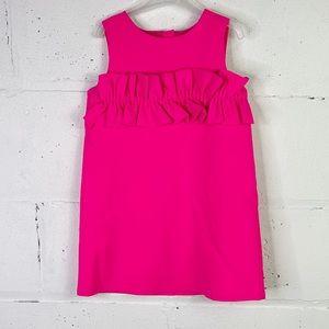 Next girl hot pink dress